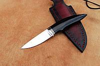 Шейный нож ручной работы  из нержавеющей стали n690