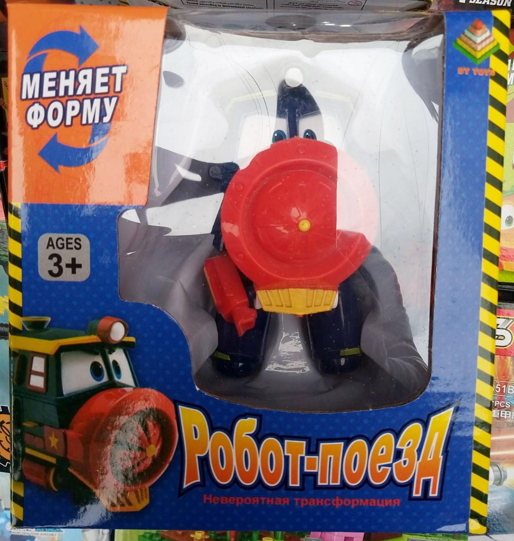 """Робот-поезд Виктор """"Роботы-поезда"""": продажа, цена в Одессе ..."""