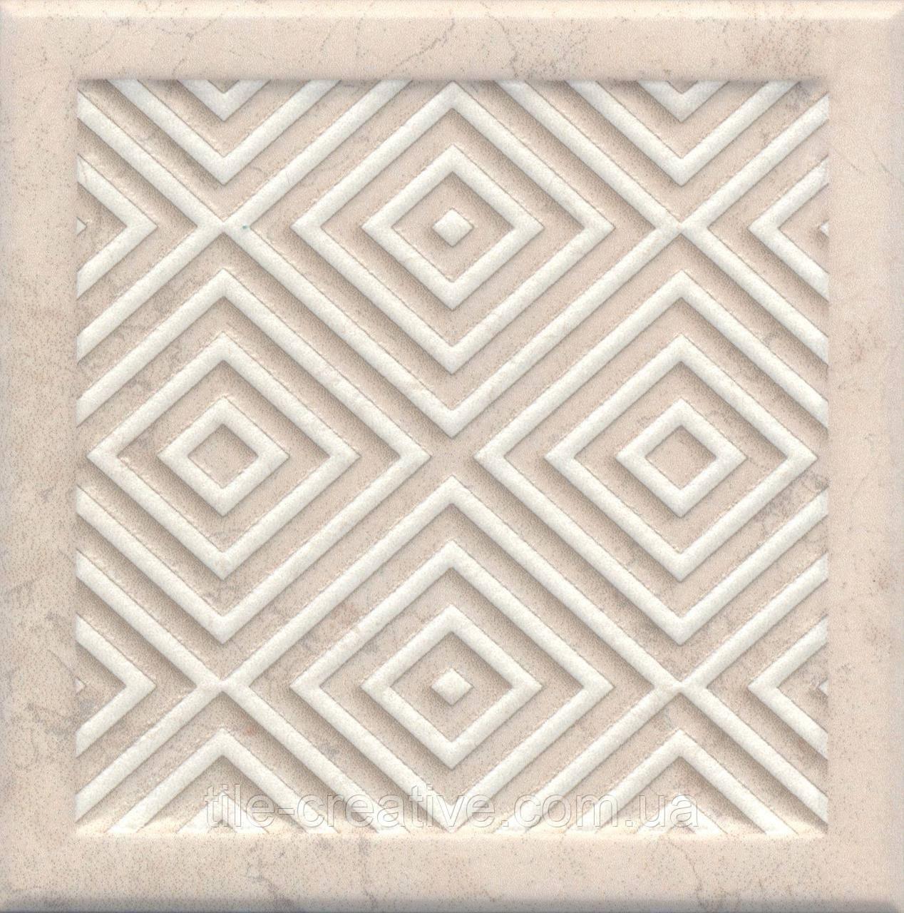Керамическая плитка Декор Лонгория15x15x8,2 OP\B100\17022