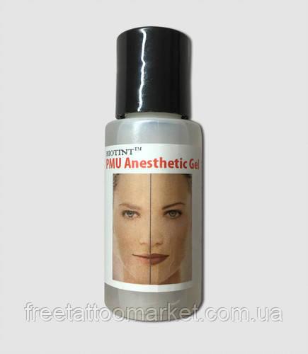 Анестезия PMU Anesthetic Gel 30ml (вторичная анестезия)
