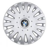 """Колпаки для колес 14"""" c логотипом автомобиля 4 шт (SKS 211) BMW"""