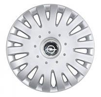 "Колпаки для колес 14"" c логотипом автомобиля 4 шт (SKS 211) Opel"