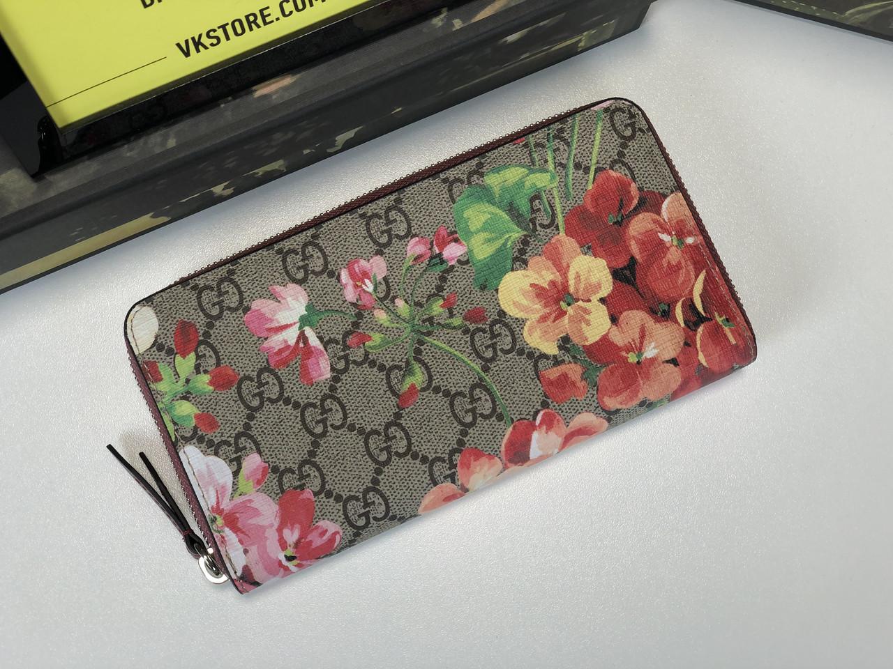 Женский брендовый кошелек Gucci