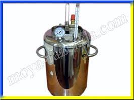 Автоклав для газовой плиты (14 банок, 0,5 л)