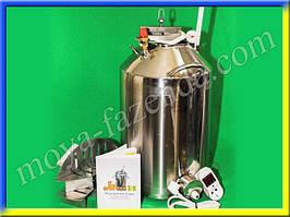 Автоклав универсальный (30 банок, электрический нагрев, нержавейка)