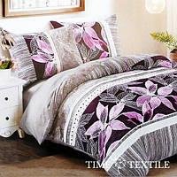 Комплект постельного белья полуторный Elway 5075  Lilies
