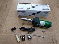 Фен паяльник для пайки бамперов Euro Craft ECHG12 | Нагрев от 20 до 600 С | 1200 Вт