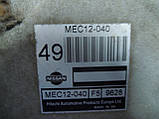 Блок управления двигателем Nissan Primera P11 1999-2002.в  2,0 бензин РЕСТАЙЛ MEC12-040, фото 3