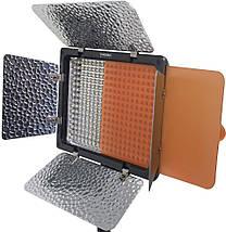 LED осветитель Yongnuo YN300 III mono-color 5500K CRI 95+ (постоянный видеосвет), фото 3