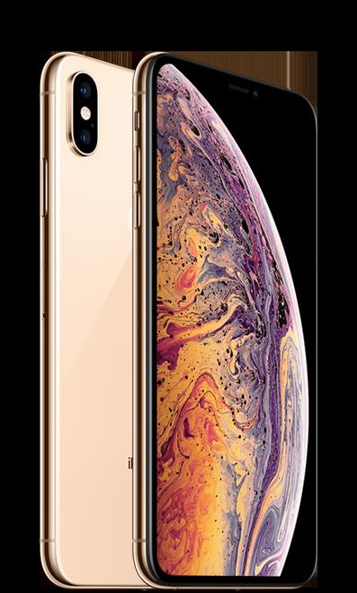Смартфон Apple iPhone XS 64GB Gold (MT9G2) (Восстановленный)
