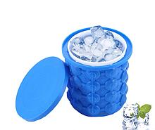 Форма для заморозки льда 2Life Ice Cube Maker Blue (n-175)