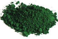 Оксид хрома (хром окись) чда 1 кг / 25 кг