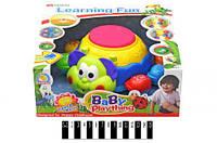 Развивающая музыкальная игрушка Жучок 35258