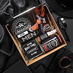 Подарочный набор для мужчины « Black men   »