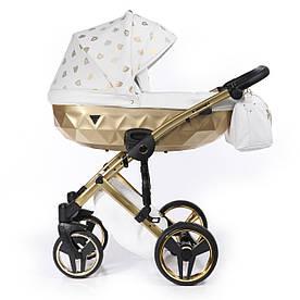 Детская универсальная коляска 2 в 1 Junama Glow 02