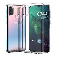 Прозрачный силиконовый чехол для Samsung Galaxy M30s (M307) / M21 (M215)