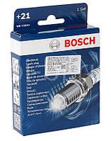 Свечи зажигания BOSCH Pl WR7DP 4 шт