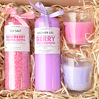 Подарочный набор Pink and purple №2