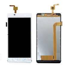 Дисплей для S-TELL M511 с сенсорным стеклом (Белый) Оригинал Китай