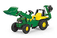 Трактор з ковшом Junior John Deere Rolly Toys 811076, фото 1