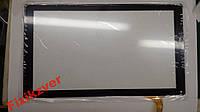 Тачскрин (сенсор) под китайский планшет Bravis Q100L / NP101 , XC-PG1010-016-A2-FPC, черный