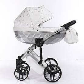 Детская универсальная коляска 2 в 1 Junama Glow 03