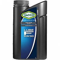 Моторное масло YACCO LUBE F 5W-30 (1L)