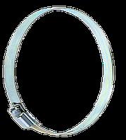 Хомут металевий 140-160, фото 1