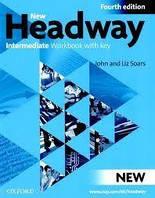 New Headway Intermediate Fourth Edition Workbook (with key)
