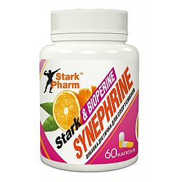 Жироспалювач Synephrine & BioPerine 30 мг Stark Pharm 60 капсул