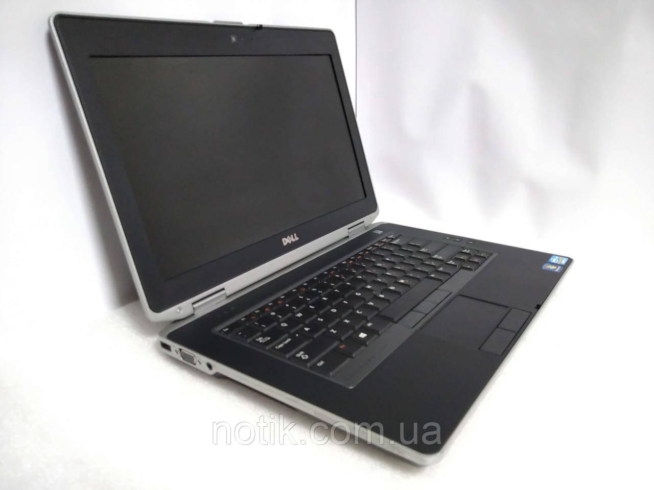 """Ноутбук Dell E6430 i7-3540/8Gb/320Gb/DVDRW/14"""""""