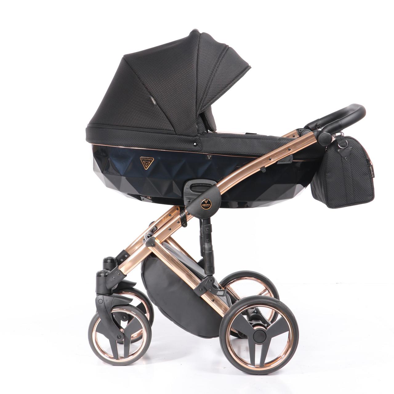 Дитяча універсальна коляска 2 в 1 Junama Onyx 02