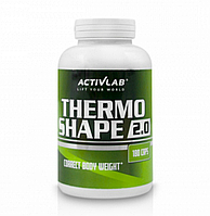 Жироспалювач Thermo Shape 2.0 Activlab 180 капсул