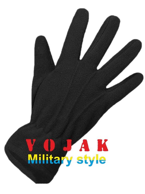Перчатки флисовые Universal (Black)