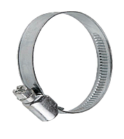 Хомут металевий 80-100, фото 1