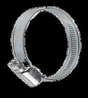 Хомут металевий 60-80, фото 1