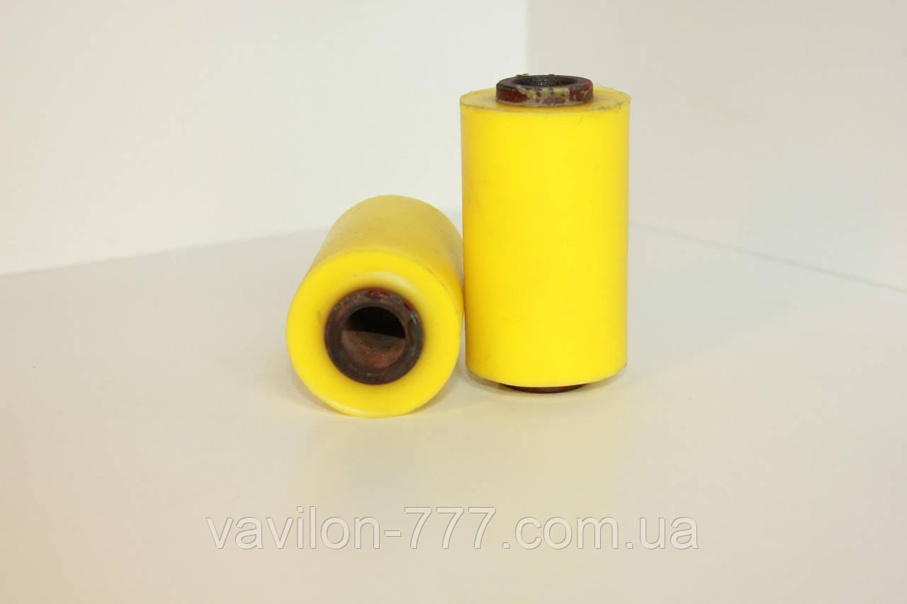 Сайлентблок (втулка) рессоры Богдан (цельный) ID = 18 mm