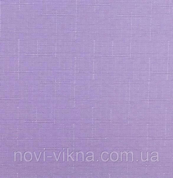 Рулонные жалюзи открытого типа, Len 7438, фиолетовые.