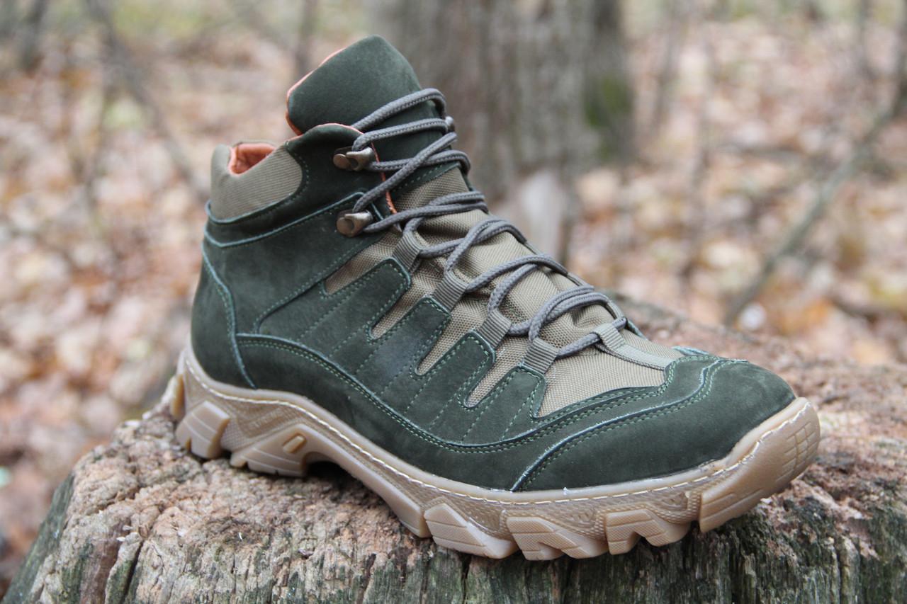 Тактические ботинки из натуральной кожи и меха - RZW 5154 - 1 - 6