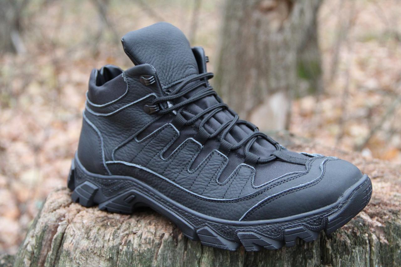 Тактические ботинки из натуральной кожи и меха - RZW 5154 - 1 - 7