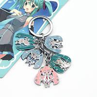Брелки и товары Вокалоиды Vocaloid Хацунэ Мику Hatsune Miku
