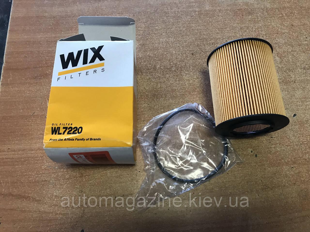 Фильтр масляный WL 7220 (OE649)