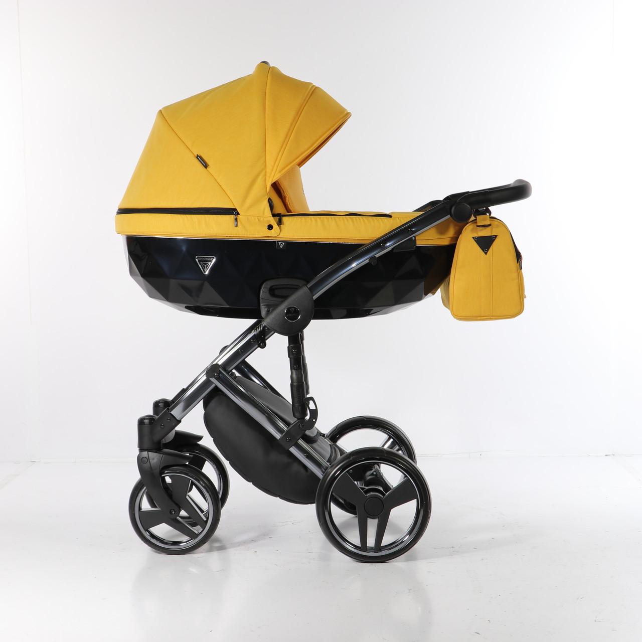 Дитяча універсальна коляска 2 в 1 Junama Saphire 05