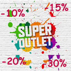OUTLET(-10%,-20%,-30%)