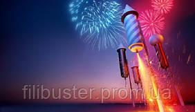 Неудачные идеи применения фейерверков и петард