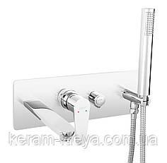 Смеситель для ванны Ferro Algeo BAG11P