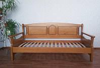 Диван деревянный КРОВАТЬ Центр Орфей ольха