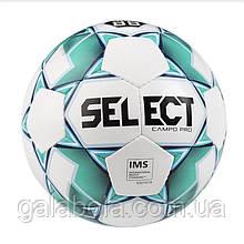 Мяч футбольный Select Сampo Pro (размер 5)