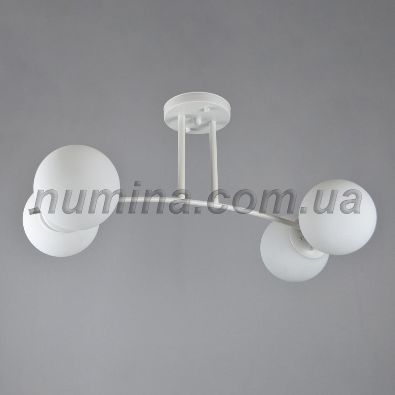 Люстра потолочная на четыре лампы 3-N3625/4