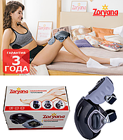 Тепловой Наколенник Zoryana + вибромассаж От боли в суставах, От метеозависимости, Колени и плечи
